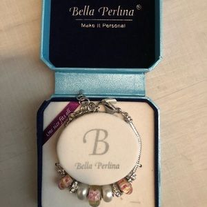 Bella Prina Personalized Bracelet.